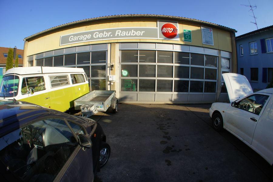 Autogarage Rauber: Occasionen & Neuwagen